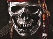 Poco original teaser póster 'Pirates Caribbean: Stranger Tides'