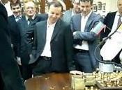 Robot ruso juega contra vladímir kramnik