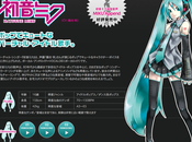 Hatsume Miku, Idol virtual