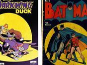 Darkwing Duck, homenaje Batman clásico
