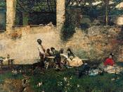 Pinturas gran artista español, Mariano Fortuny