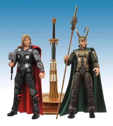 Figuras Thor The Movie