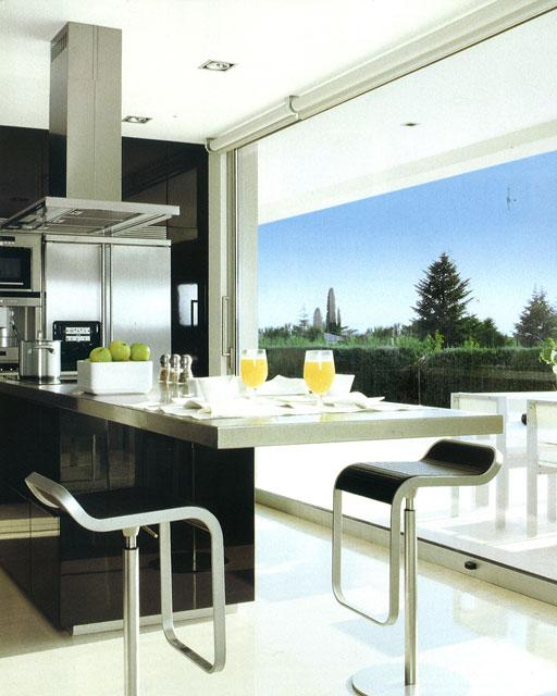 Casa en la berzosa paperblog - Cocinas joaquin torres ...