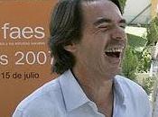 """Aznar, ecologista sueldo"""""""
