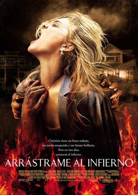 Arrástrame al infierno (Sam Raimi, 2.009)