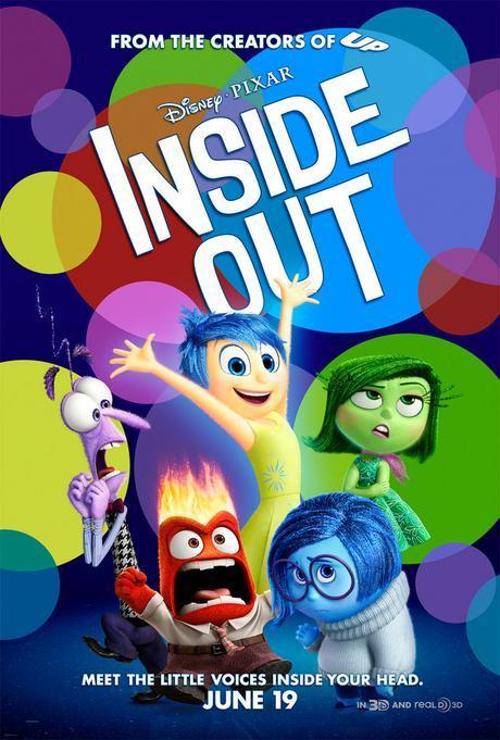 Inside Out (Del Revés)
