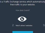 Conseguir visitas intercambiando tráfico HitLeap