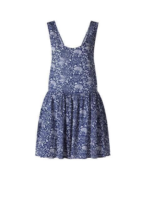 mango vestidos tardes verano