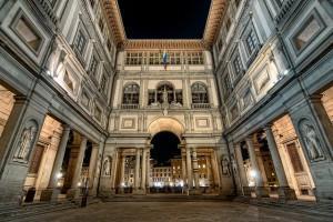 Galería degli Uffizi