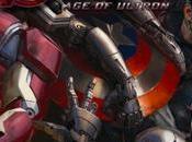 Ultron: Arte conceptual Iron muestra diseño distinto