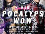 Primeras imágenes oficiales X-Men: Apocalipsis