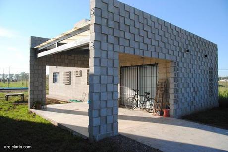 Casas modernas de bajo costo en argentina paperblog - Costo medio costruzione casa ...