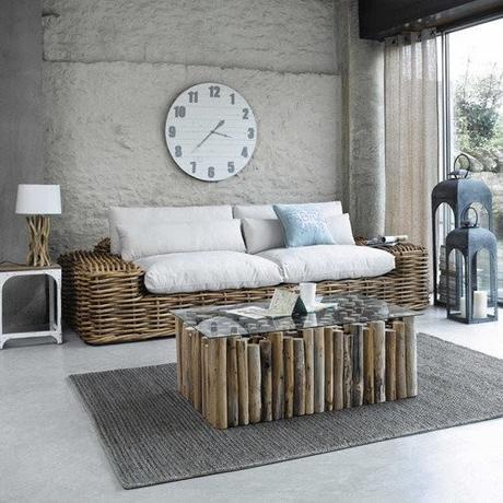 Los muebles de mimbre no pasan de moda - Paperblog