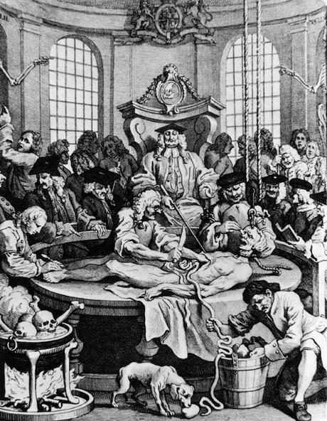 resurreccionistas siglo XIX inglaterra anatomía