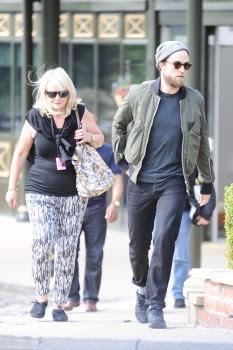 Robert Pattinson, en Manchester