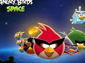 Angry Birds Space, designado juego semana parte Apple