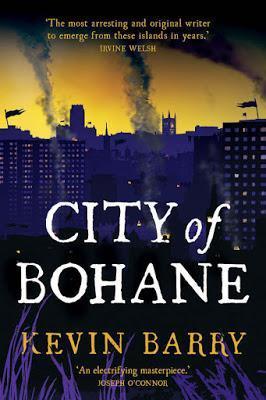 Ciudad de Dohane - Kevin Barry