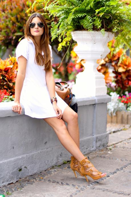 Style in white