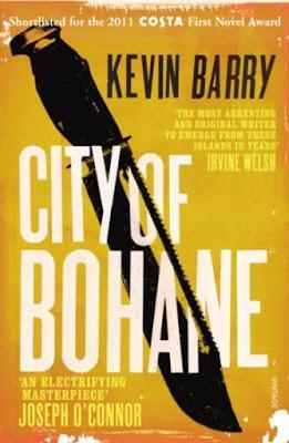 Ciudad de Bohane - Kevin Barry