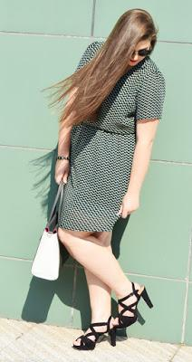 The Vestido Casademunt Day Of Lola Plusamp; Taille Outfit Marino ~ vN80nOmw