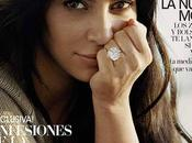Kardashian posa maquillaje para Vogue nuestro país