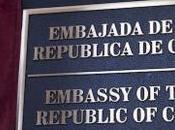 Cuba tiene embajada Washington