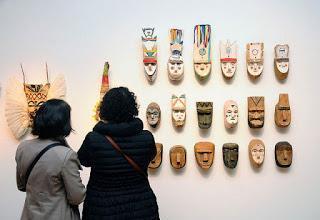 Máscaras, aventuras en la selva, princesas y muchos cuadros para las tardes de frío