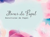 Good Monday! Hermosas Flores, verdaderas esculturas Papel!