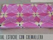 Tutorial: estuche cremallera zippered case