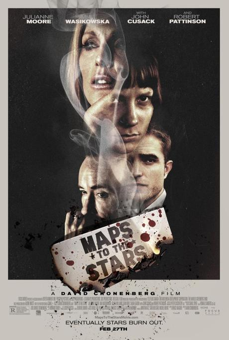 estrenos dvd maps to the stars