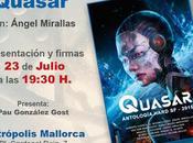 Quasar Mallorca Ángel Mirallas