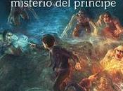 Harry Potter Misterio Príncipe, Rowling