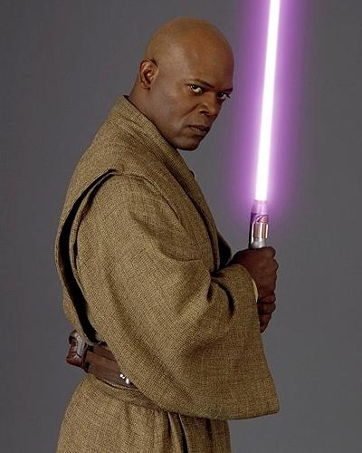 Star Wars. Personajes: Mace Windu