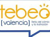 Tebeo Valencia gran fiesta cómic ilustración, celebrará diciembre 2015