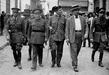 intento golpe de estado 1932