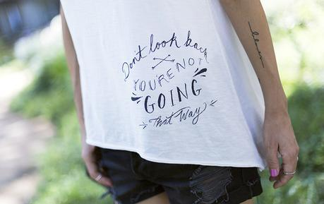 BE BOHOW. DON´T LOOK BACK