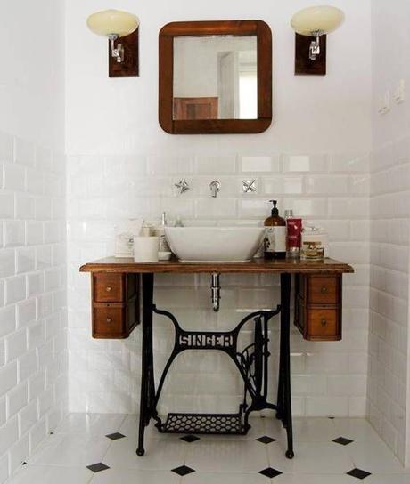Muebles Para Baño Reciclados ~ Dikidu.com