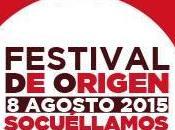 Festival Origen 2015, realidad.