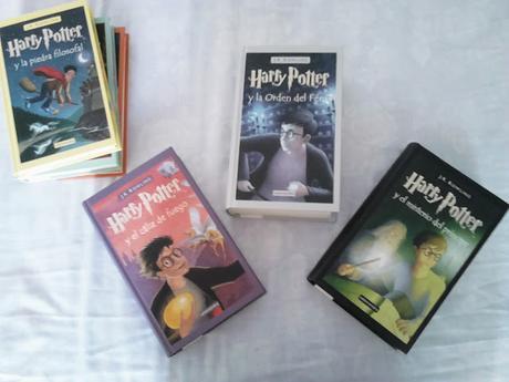 Letras de andrómeda.: Reseña: Harry Potter y el cáliz de
