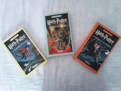 Rincón Potterhead   IMM [#1] + Mi colección de Harry
