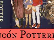Rincón Potterhead [#1] colección Harry Potter 2015