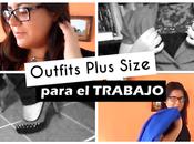 Outfits plus size cómodos para trabajar