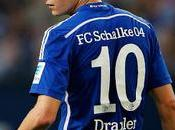 Juventus tras alemán Julian Draxler