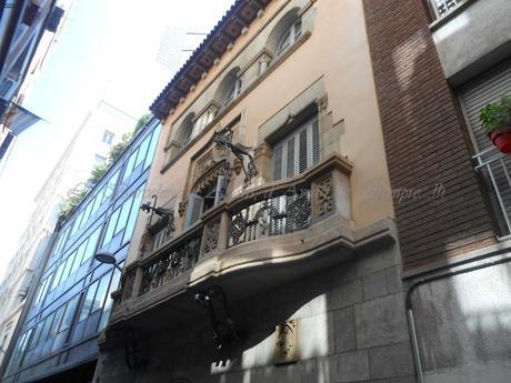 3926bd312e INSTITUTO OFTALMOLÓGICO GABRIEL SIMÓN, CARRER MINERVA Nº 7 BARCELONA, A LA  BARCELONA D'