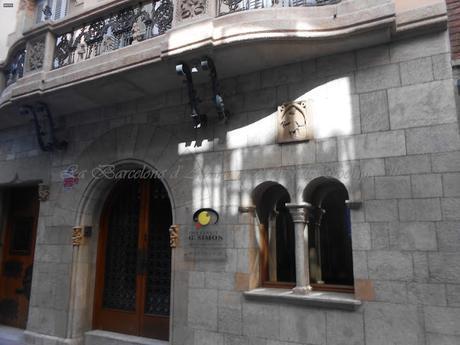 948e627c68 ... INSTITUTO OFTALMOLÓGICO GABRIEL SIMÓN, CARRER MINERVA Nº 7 BARCELONA, A  LA BARCELONA D'