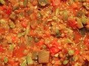 Salsa legumbres (tipo boloñesa)