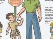 Gritar niños daña autoestima.