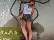 White&Green Summer