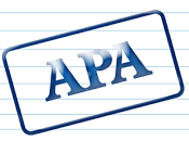 Norma APA: Revisión formatos estándares