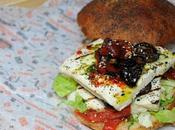 hamburguesa vegetariana parece real